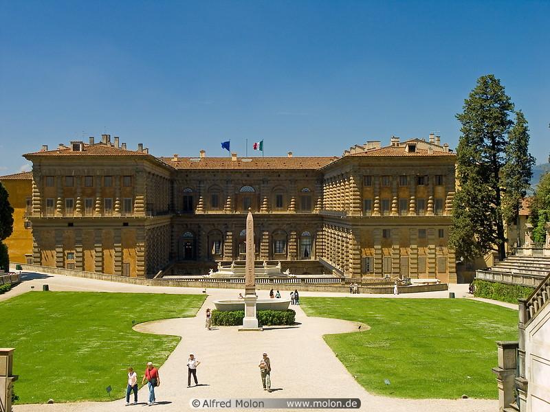 Photo by Alfred Molon - Palazzo Pitti