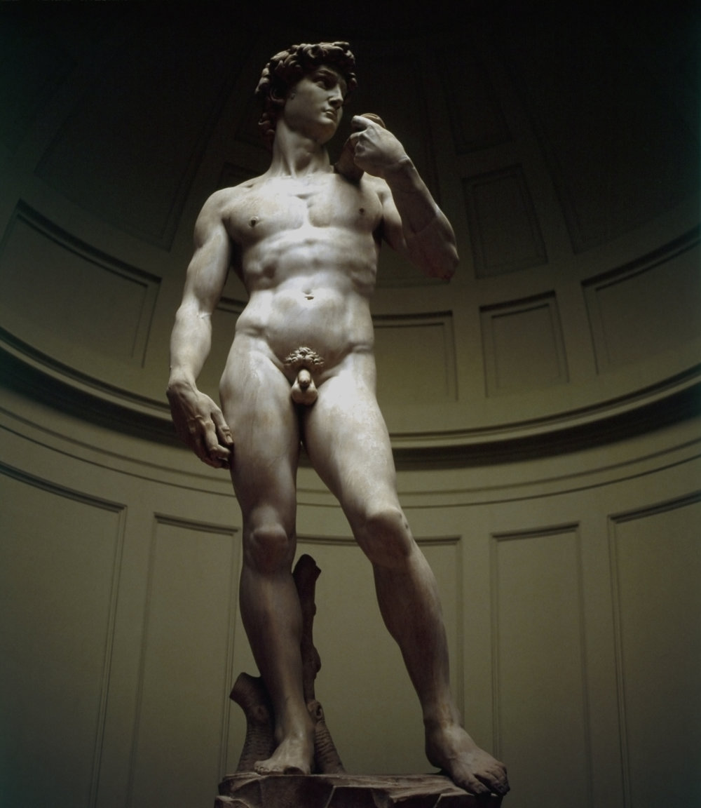 Photo by julof90/ Getty Images - Michelangelo's David