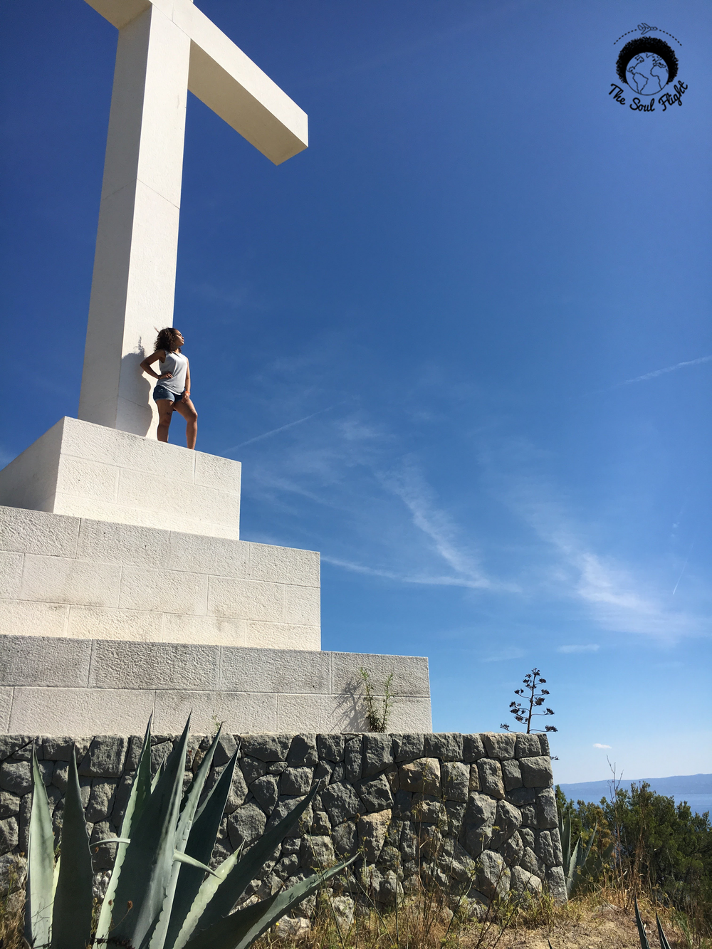 Cross on Marjan Hill