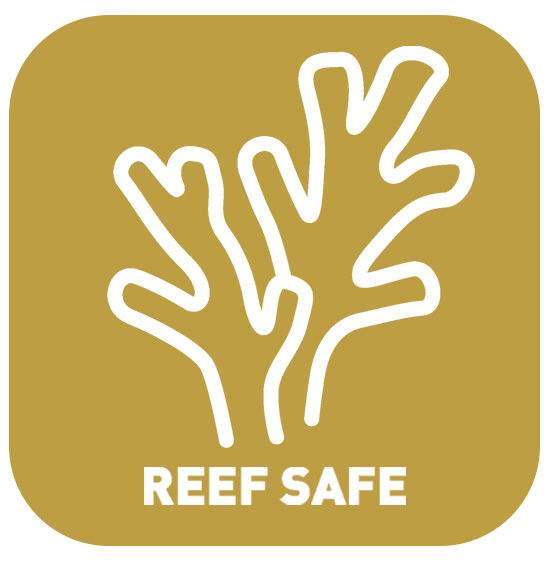 Solid products do not have any ingredients that are unsafe to any marine ecosystem, especially coral ones.