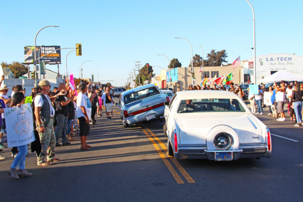 Richmond lowriders commemorate loved ones lost to gun violence -