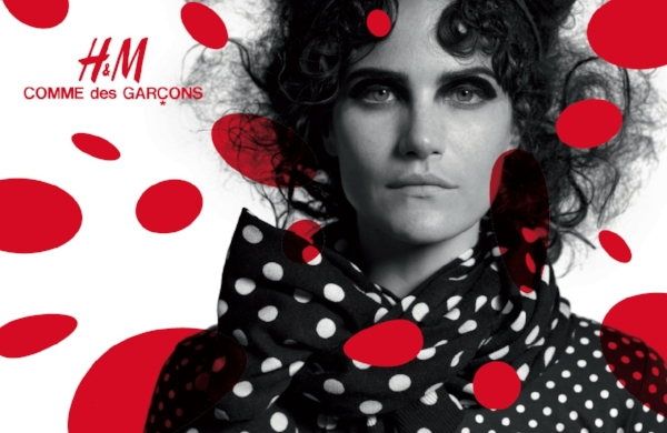 H&M for Comme des Garcons in Toronto
