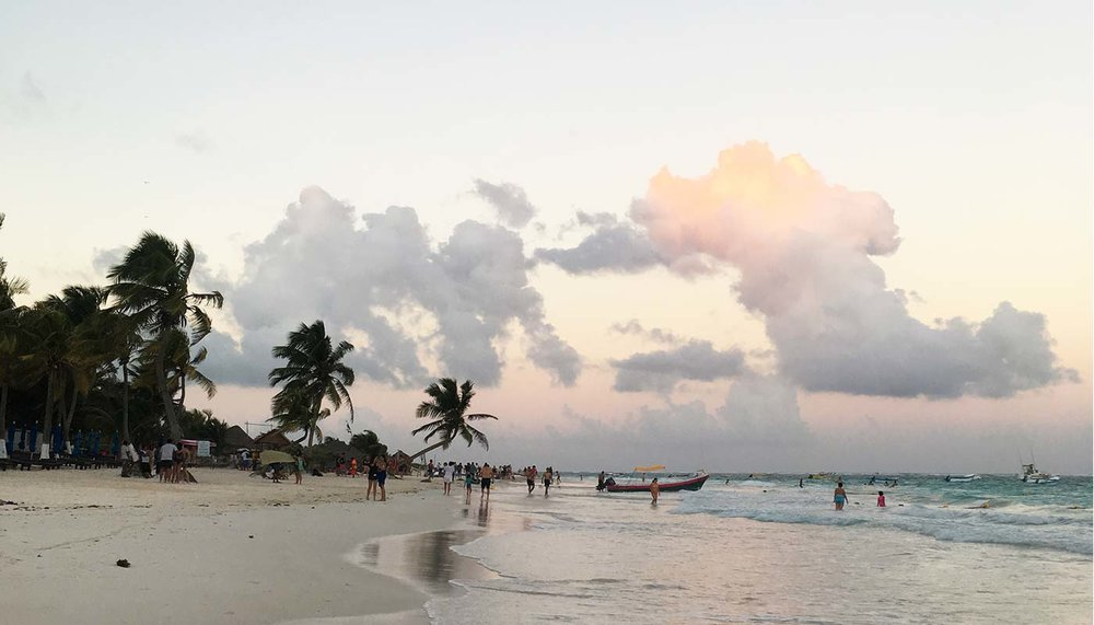 Escape Plan: A Travel Guide to Tulum, Mexico for   Editors Inc.
