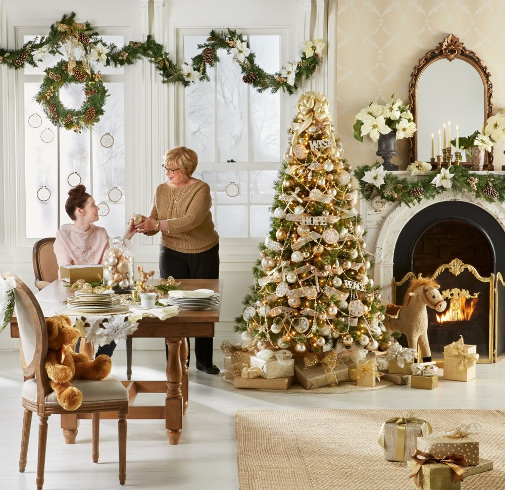 Christmas With Kmart — Inspire Me! Home Decor
