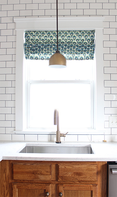 How To Beautify Your Windows With Custom Roman Shades Inspire Me