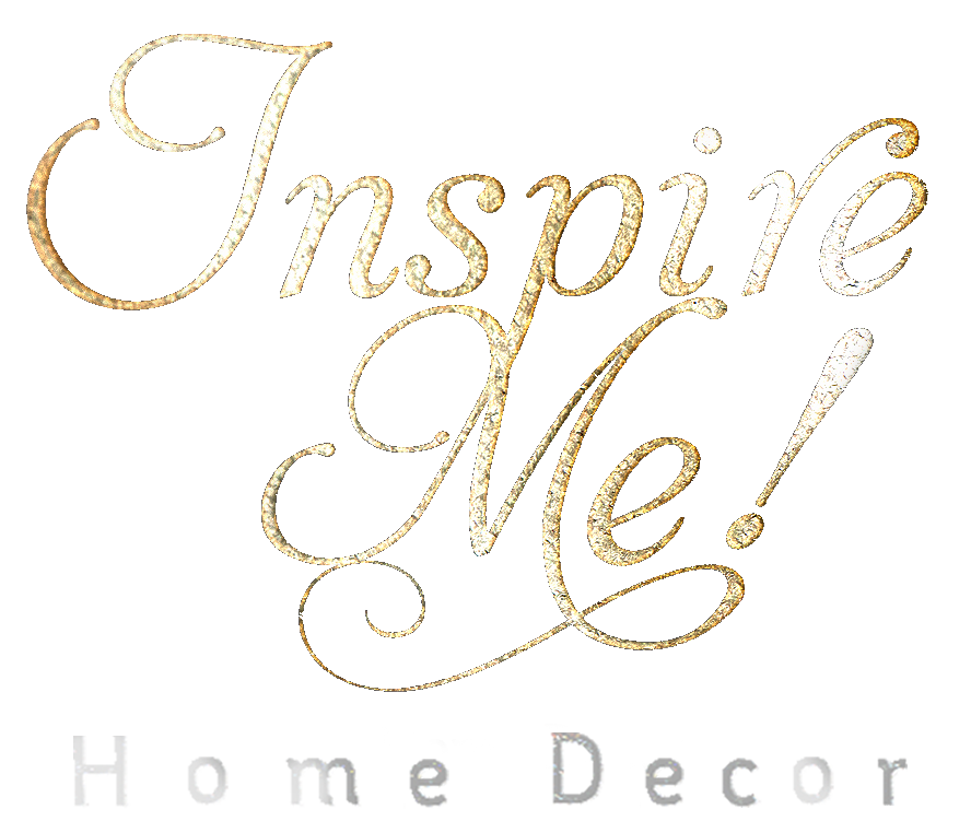 Inspire Me! Home Decor
