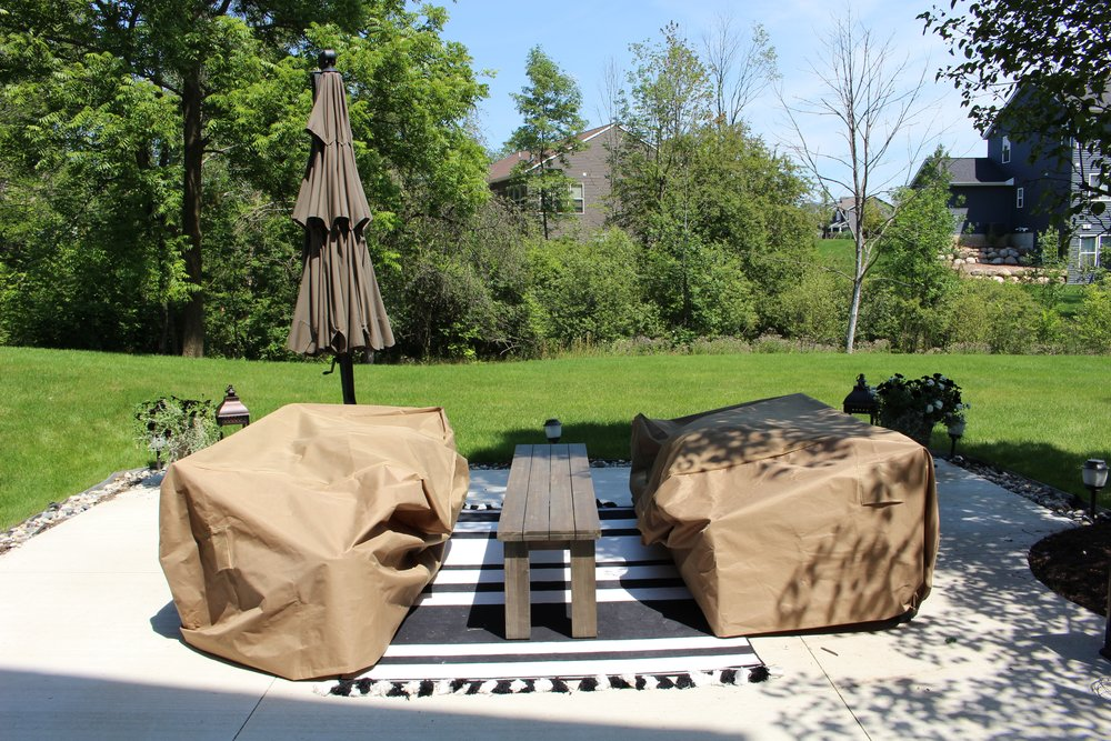 Outdoor furniture covers, kmart