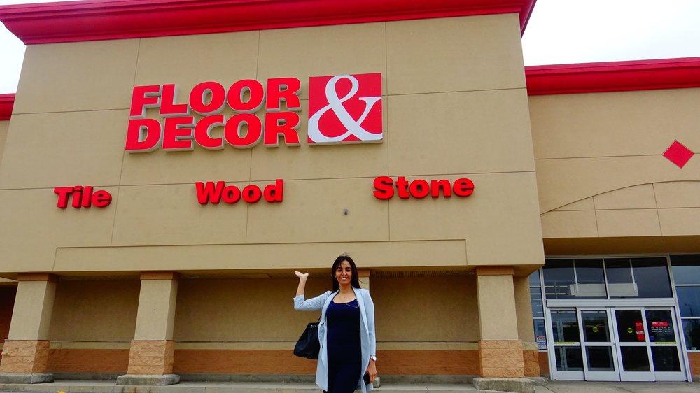 Farah Merhi, Inspire Me Home Decor, Floor & Decor