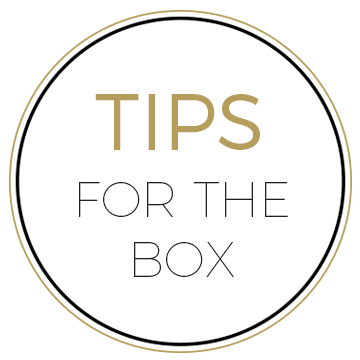 Tips For The Box
