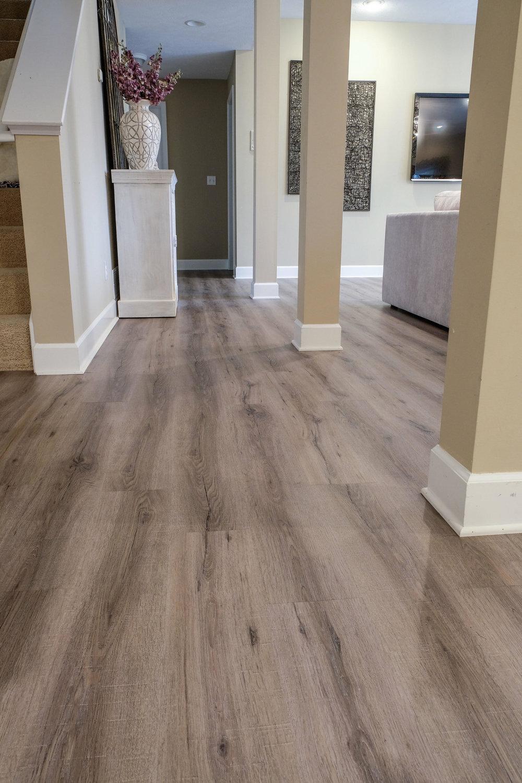 Farah Merhi Basement, Floor & Decor Wood Flooring