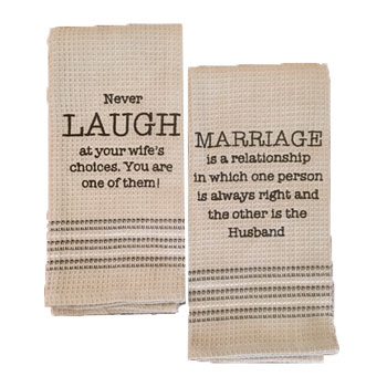 Set of 2 Dish Towels