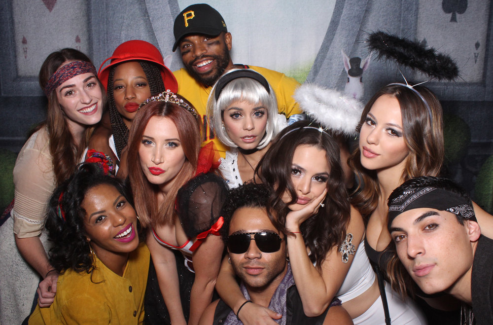 High School Musical Reunion Open Air Photobooth