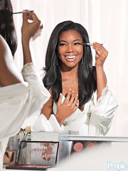 Gabrielle Union — People Magazine