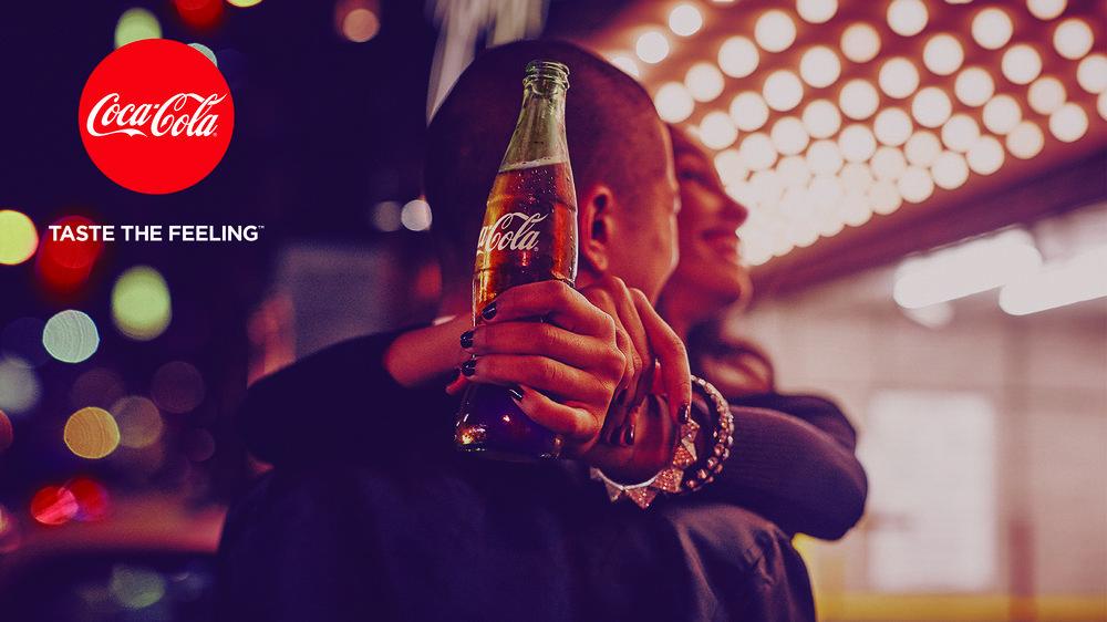 Coca Cola KSA