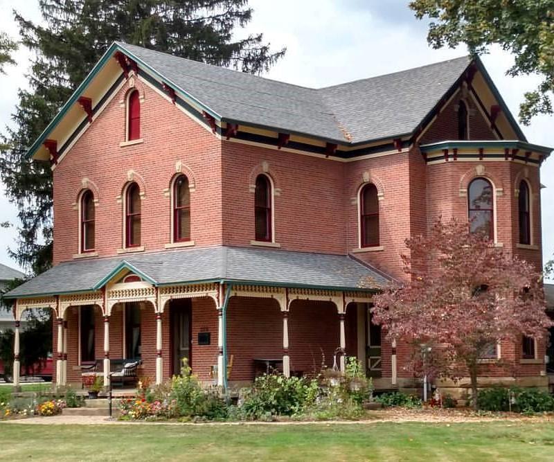 Brick House on Main - September, 2017