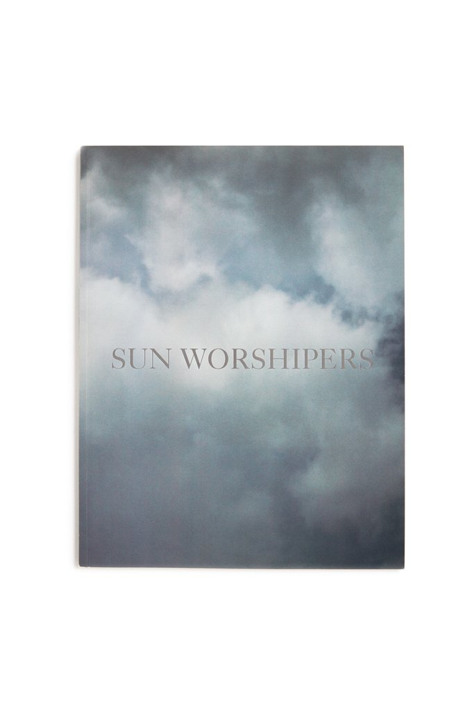 Cover of Sun Worshipers, Photograph of the Seattle skyline