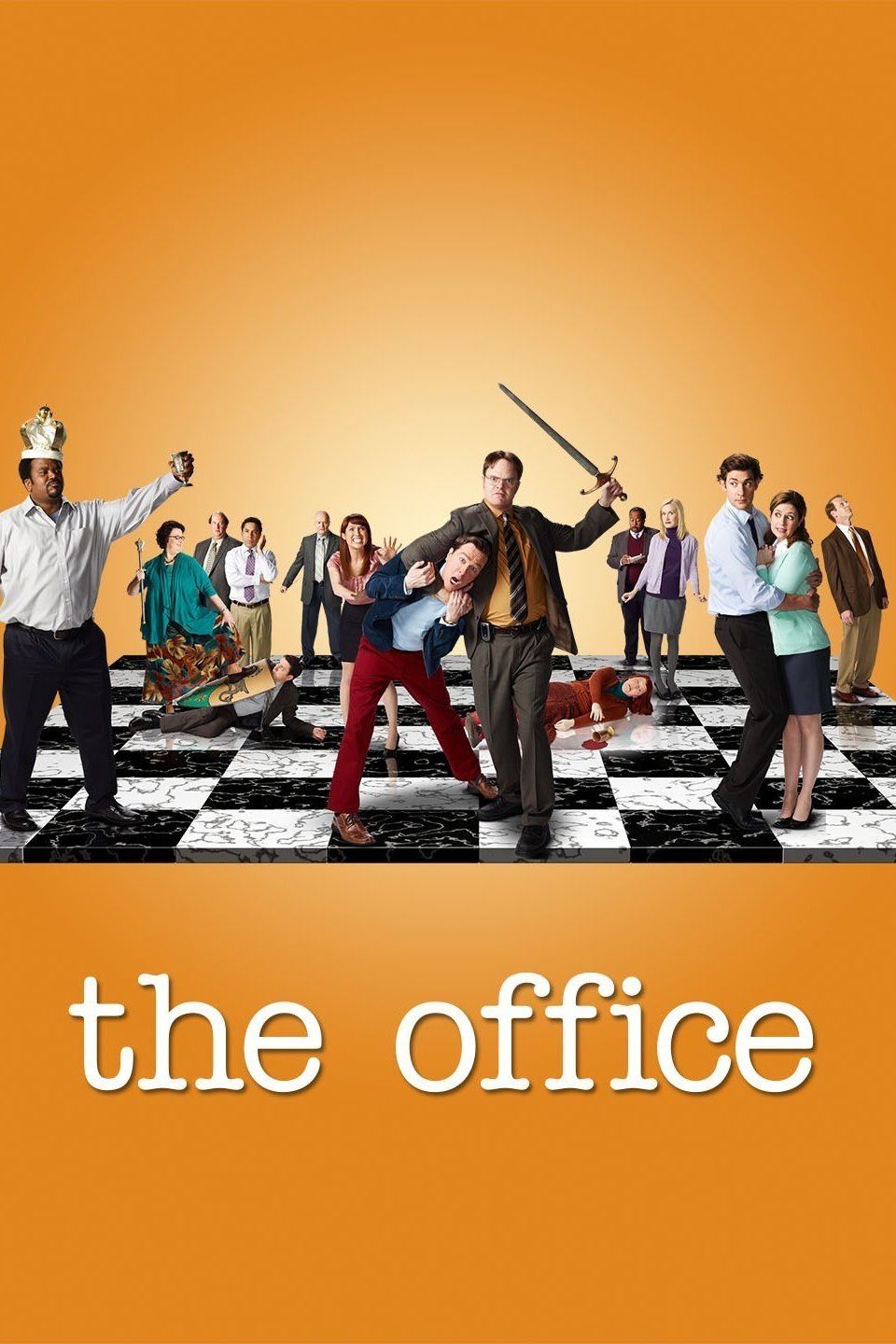 The Office - I'm a thousand years late on The Office train. This mockumentary series is about the office antics surrounding a mundane paper sale's company located in Scranton, Pennsylvania.Available on Netflix