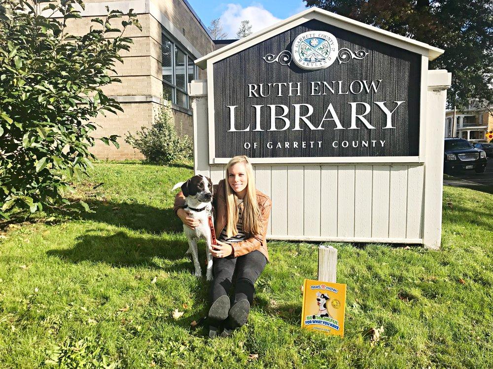 Ruth Enlow Library of Garrett County
