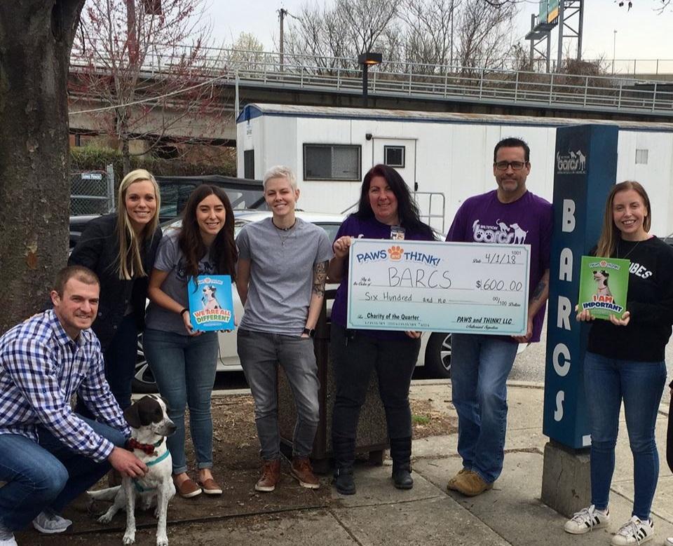 Baltimore Animal Rescue & Care Shelter (BARCS)