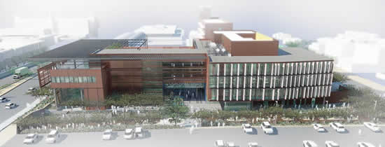 University of Arizona Engineering Innovation Building