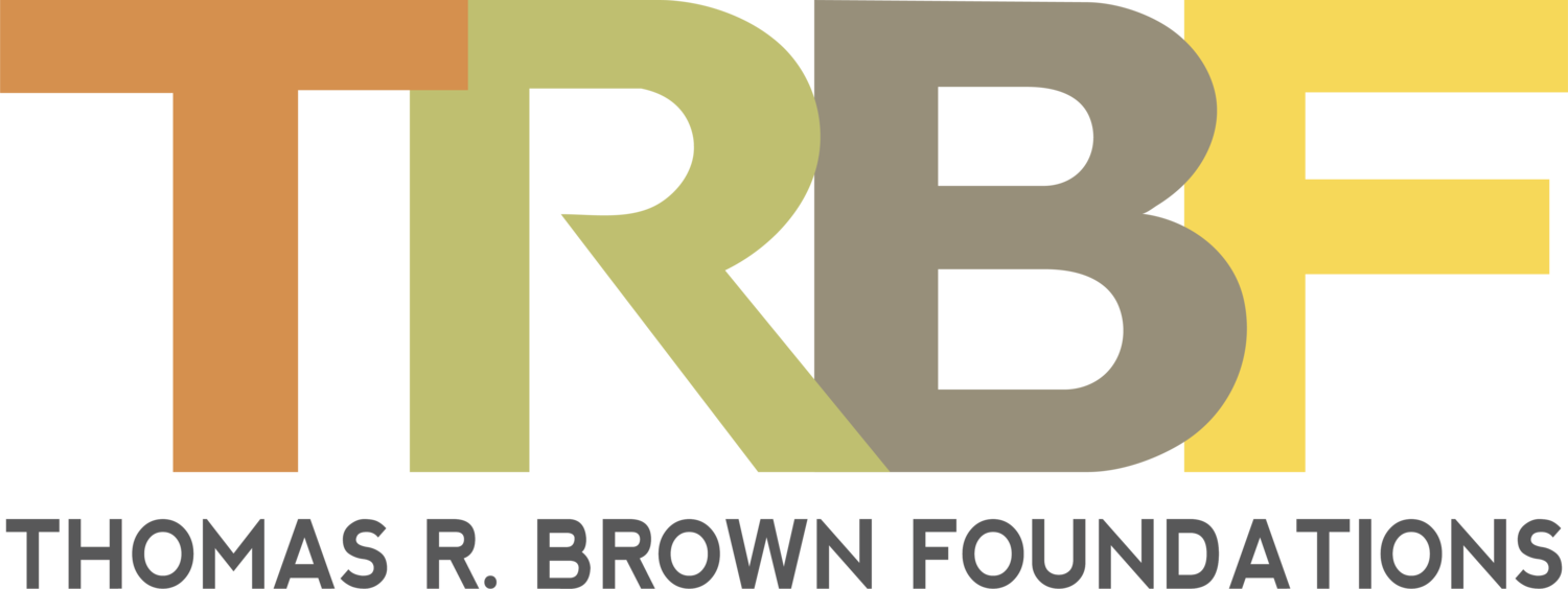 Past Programs — Thomas R  Brown Foundations