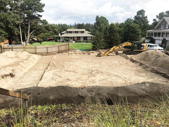 This custom Gearhart home is ready for a foundation!  #PFH #gearhart #oregoncoast  #customhome