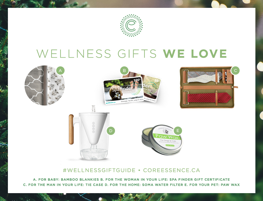 Wellness Gift Giving Guide