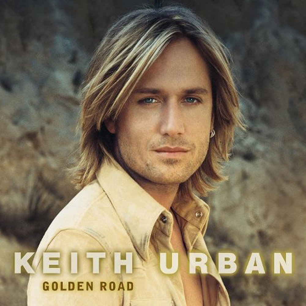 Keith Urban The Golden Road.jpg