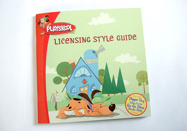 Playskool Pals Style                      Guide                    2013