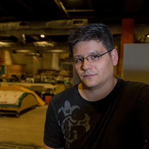 Aldo Enriquez Exhibit Fabricator
