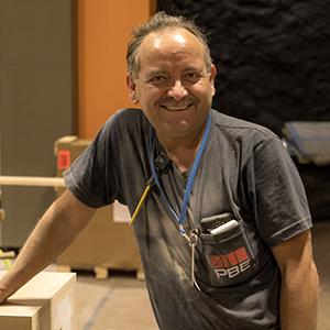 Zenon (Amador) Garza Exhibit Fabricator