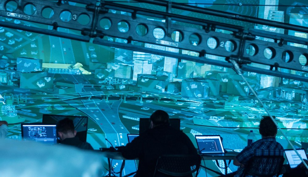 Audio / Visual Installations - We design and choreograph AV installations to enhance immersion and bring interactivity to our environments. We work with the best of the industry's media servers, show controllers, microcontrollers, projection mapping techniques, display technology, and sound systems to craft experiences you can't get on your average screen.