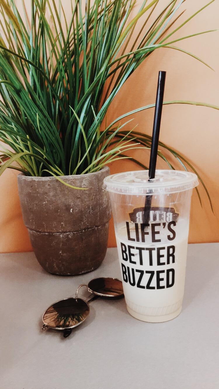 Drink: Hazelnut Divinity  Better Buzz—Encinitas, CA
