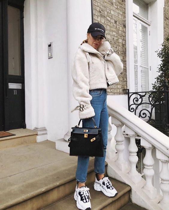 b5d9491448f Fall Trend Alert  Chunky Sneakers — University Girl