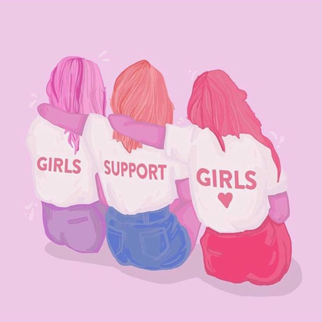 Happy International Women's Day to all UGirls! 💘