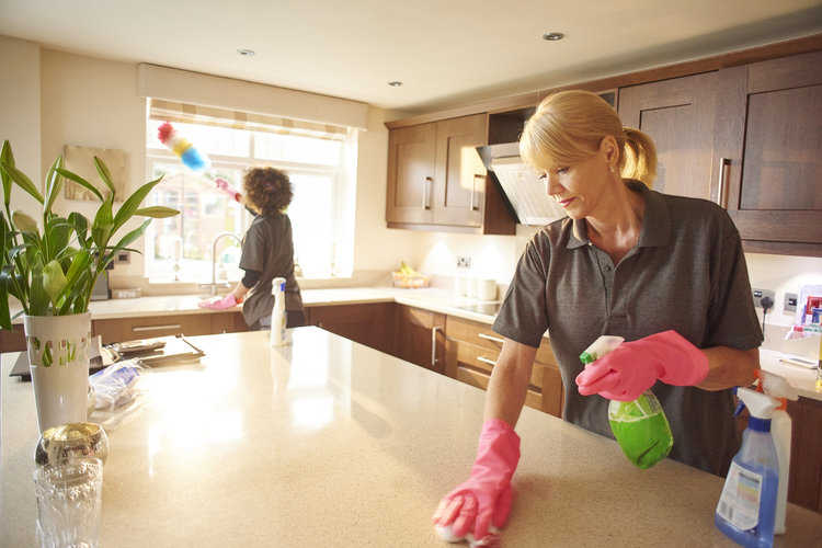 Our outstanding, fully insured and experienced cleaners make sure your home becomes spotless. We bring all the equipment and supplies needed.