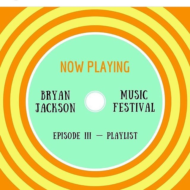 Can't wait to be apart of @bryanjacksonmusicfestival check out some the bands playing on the BJMF playlist on @spotify