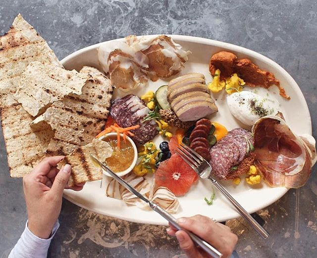 Starting today through the end of June, @curedatpearl will be donating $1 of every charcuterie board sold to @heard_org. We could not be more grateful and excited.  Stop by for dinner, lunch, or happy hour! #heard #charcuterie #sanantoniofood #curedatthepearl