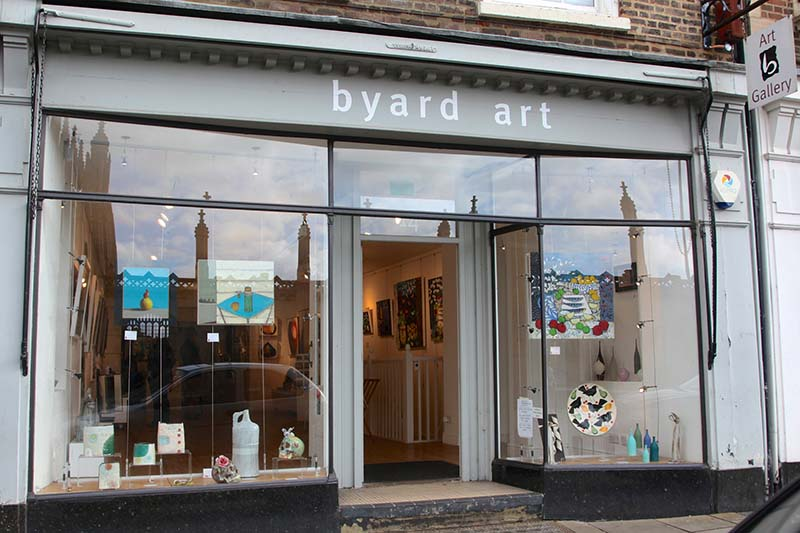 Byard Art, Cambridge July 15th - September 3rd 2017 This lovely gallery opposite King's College has a small selection of my mounted prints and greetings cards.Thissummer , for the second year, I'm taking part in their Summer Exhibition. More details soon.