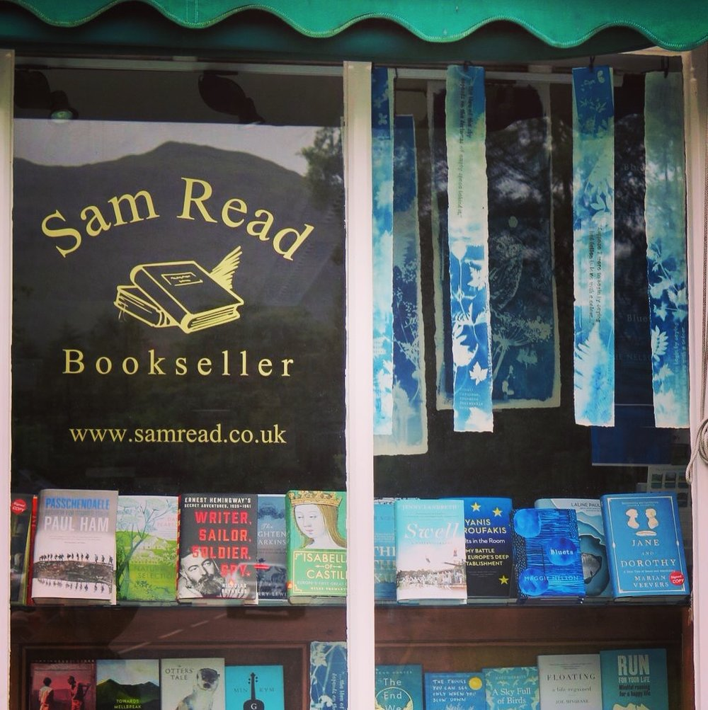 Sam Read's Window Grasmere