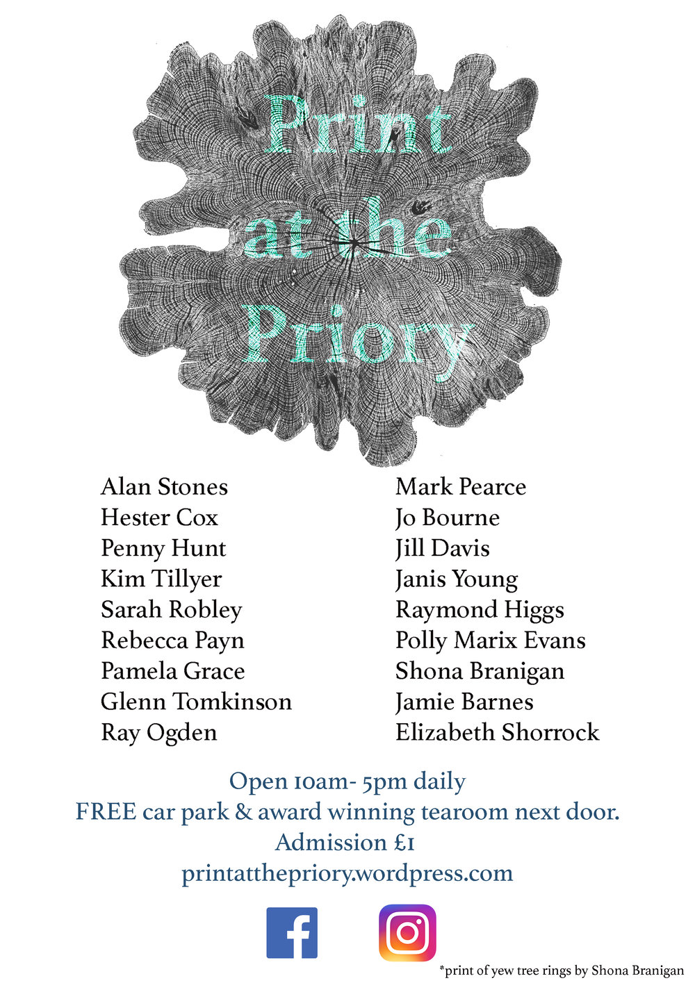 Print at the Priory
