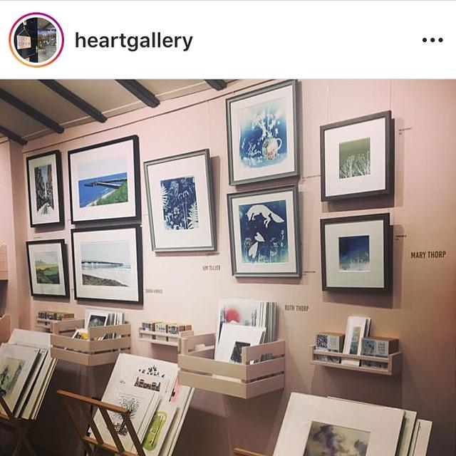 Kim Tillyer at Heart Gallery
