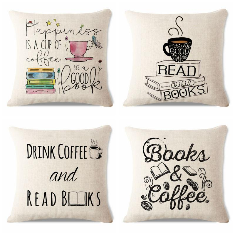 Mindfuel Book Lover Pillow Covers