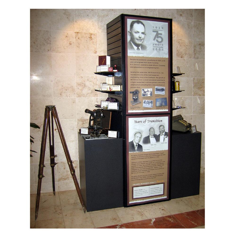WK Dickson | Artifact Exhibit