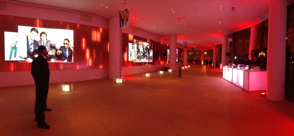 ESPN The Magazine PreDraft Party | Event Design + Production by NA