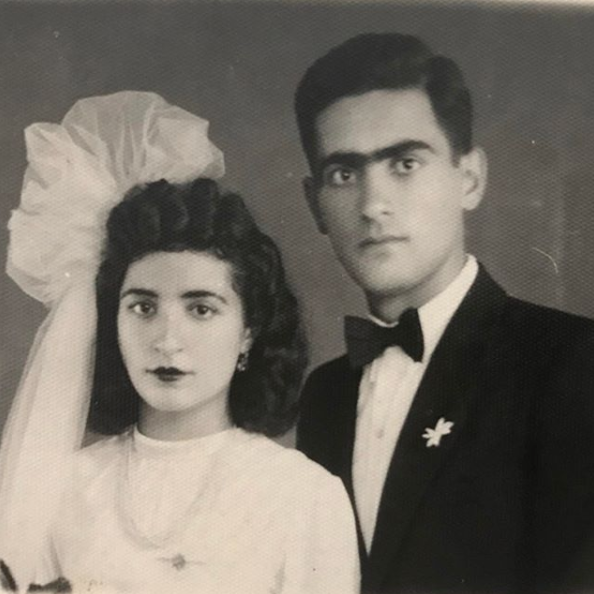 Maryam's grandmother