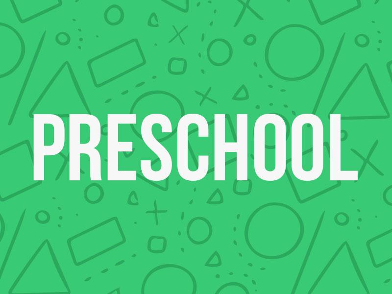 victory kids ministry preschool