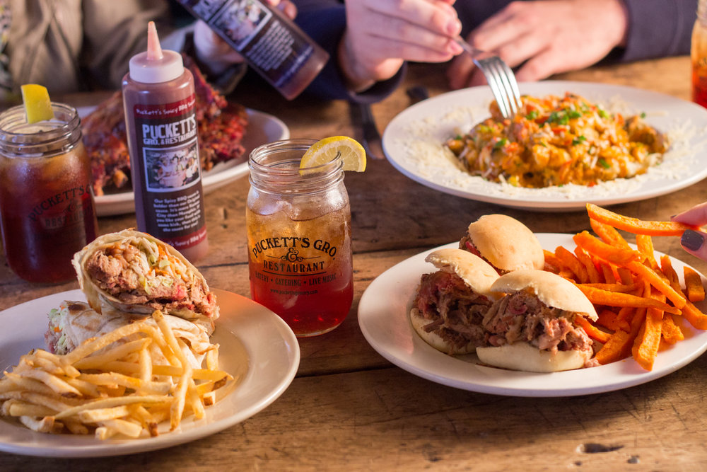 Puckett's- Food- The Puckett's Table.jpg