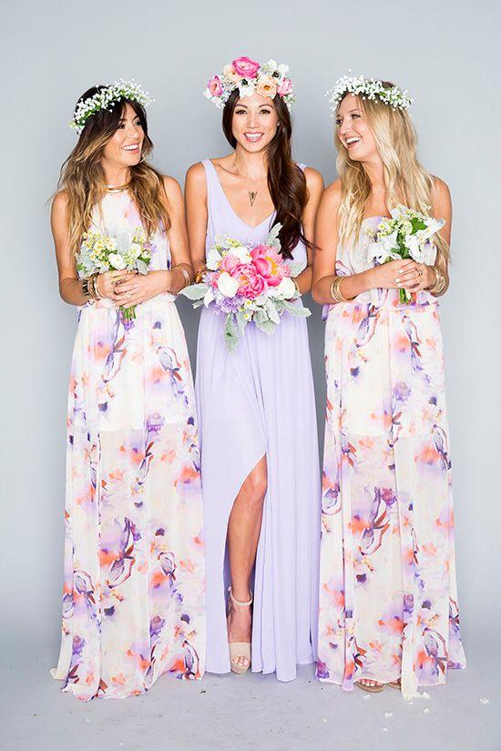 Fabulous Friday Mumu Bridesmaids Collection Pure Luxe Bride