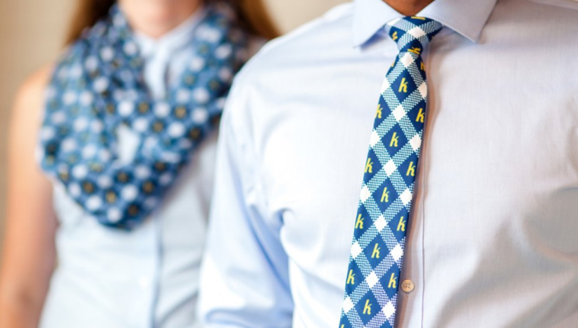 Knotty Tie | Customized Ties + Scarves